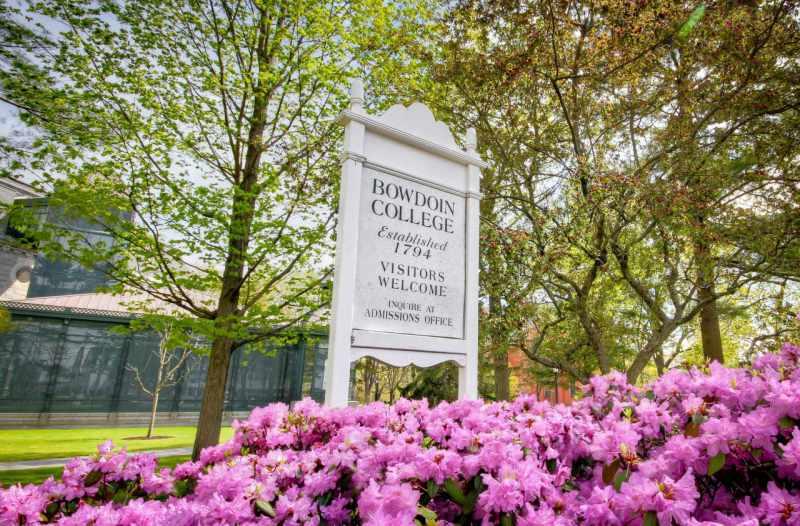 Bowdoin College Campus Tours