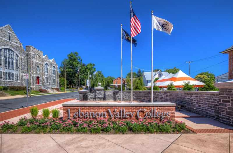 Lebanon Valley College set for first home football game on
