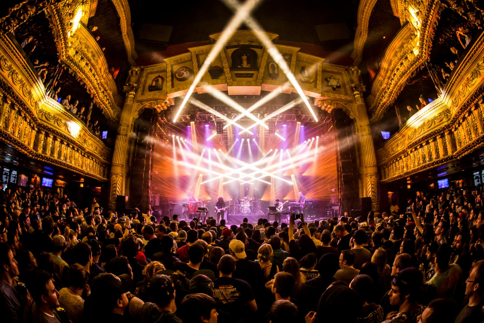 Experience House of Blues Chicago in Virtual Reality