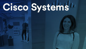 Cisco Systems corporate sales VR case study from YouVisit
